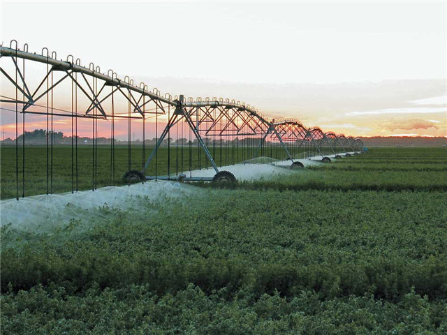 Agriculture Center Pivot Irrigation Machine sprinklers for Irrigating Grass/whatsapp: 86 13486683834