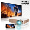 home theater led lamp wired mirror projector for Phone/iPad