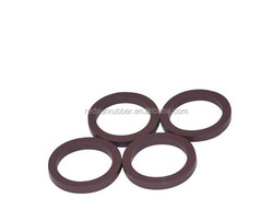 viton mechanical rubber gasket with compression mold