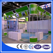 Brilliance Customized Aluminum Extrusion Trade Show Booth