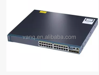 Stackable 2960S 24Port POE Switch WS-C2960S-24PS-L