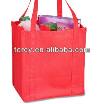 Promotional Nonwoven Grocery Tote
