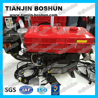 engine for tractor professional manufacturer agricultural machine Single cylinder diesel engine hp3-30 S195