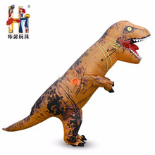 high quality wholesale Inflatable Dinosaur Costume inflatable halloween costumes inflatable dinosaur suit