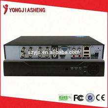 HD video recorder good Quality h 264 dvr manual machine dvr kit 1080p 8CH P2P CCTV DVR YJS-108DVR