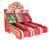 2015 Coin-Operated Prize Redemption Arcade Game Machine Ghost Bowling