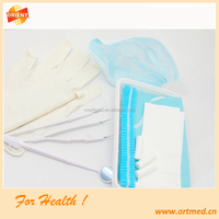 Disposable single use one time dental supplies