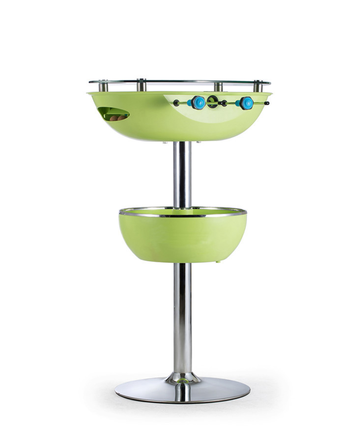 Very popular Icy table Portable foosball game and drink cooler Bar Table