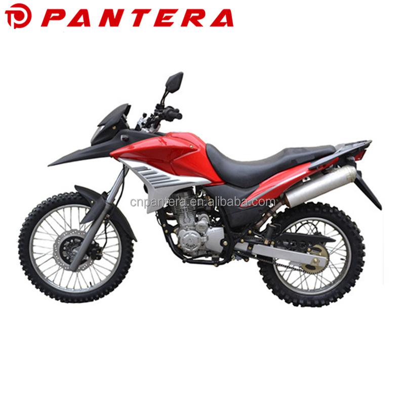2016 Chongqing 150cc Good Quality Dirt Bikes Cheapest for sale