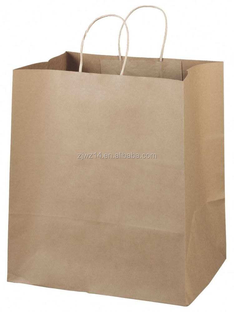 2015 fashion paper bags in hyderabad/ kraft paper bag manufacturer/ luxury watch paper bag