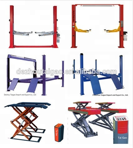 Best price Automatic Two Post Lift Car Lift TG-3500