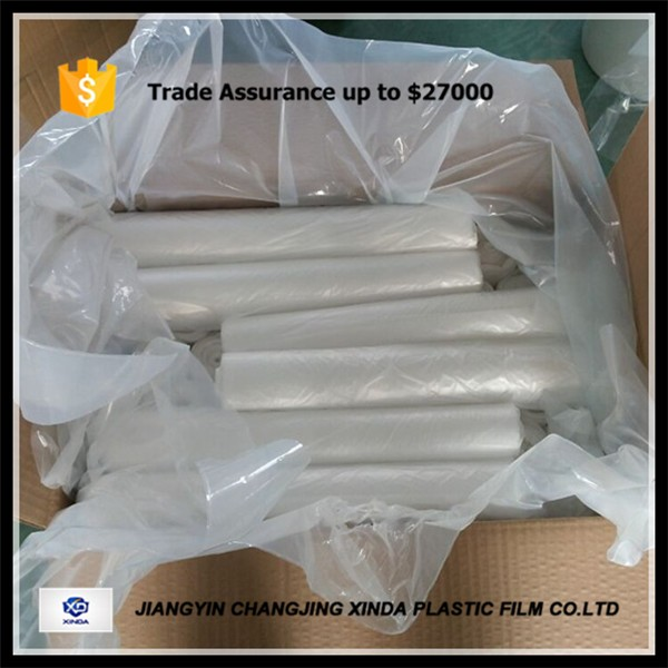 2016 NEW!!!Hot Selling Made In China PE Protective Film/Plastic Film Roll
