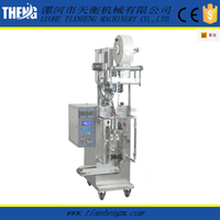 wholesaler/trader automatic packaging machine for charcoal plastic bag