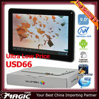 hot sale android tablet new products on china market