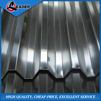 RAL standard roofing sheet used to prefabricated houses