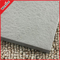 gray porcelain wear resistant tiles flooring for swimming pool terrace