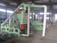 Popular Airflow Cotton Waste Recycling Machine For Gin Motes