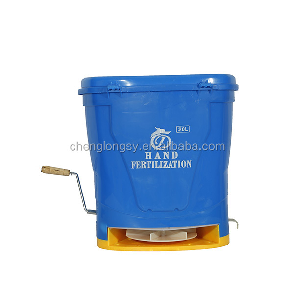 Cheap price high quality easy operational 20L hand multi-functional fertilization,hand fertilizer spreader