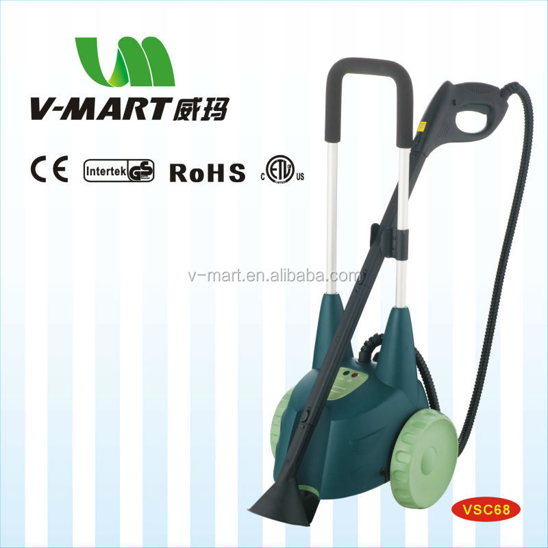 power steam cleaner and weeding carpet VSC68