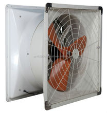 Electric portable smoke exhaust axial fan/portable ventilation fans