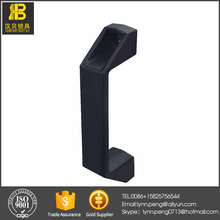 LS005 China Manufactured Black Plastic Handle For Cabinet