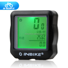 new type wireless color screen bicycle speedometer for bike