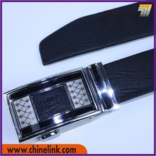 Men's Dress Top Leather Reversible Belt Removable Buckle
