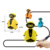 New arrival easy drawing line follower robot electronic inductive toy