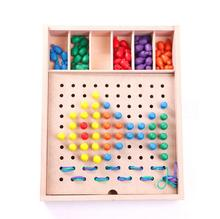children toys new 2016 style wooden Froebel Gifts educational toys