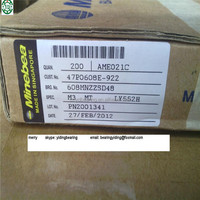 large stock rubber seal NMB bearing Singapore NMB 607rs