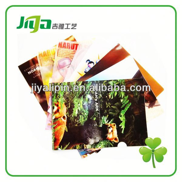 New custom file folder jiya for school in China