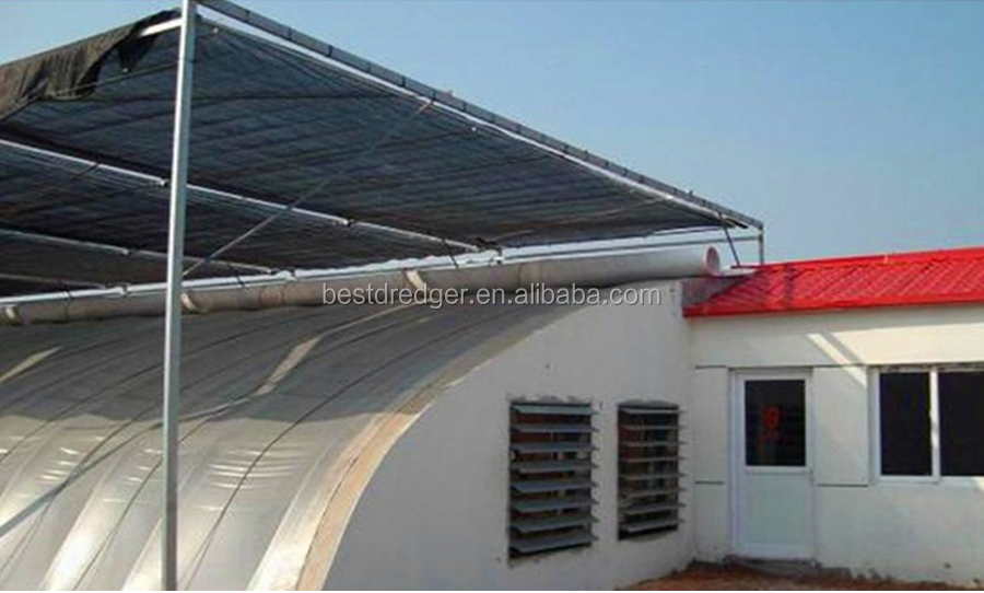 Solar Hydroponic Greenhouse for Sale