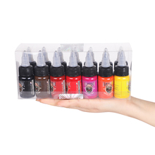 Solong Makeup Best Shader Tattoo Ink TI302-30-14 Organic Pigmentstattoo ink set