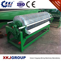 Qualified top hametite iron ore magnetic separator for magnetic metal separation