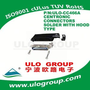TUV centronic connector 14 plug