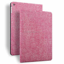 High Quality Jean Texture tablet cover for Ipad air1/2 popular for ipad cases