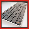 With touchpad Wireless russian english keyboard for smart tv H-109