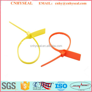 CH302 Pull tight bag plastic security seal