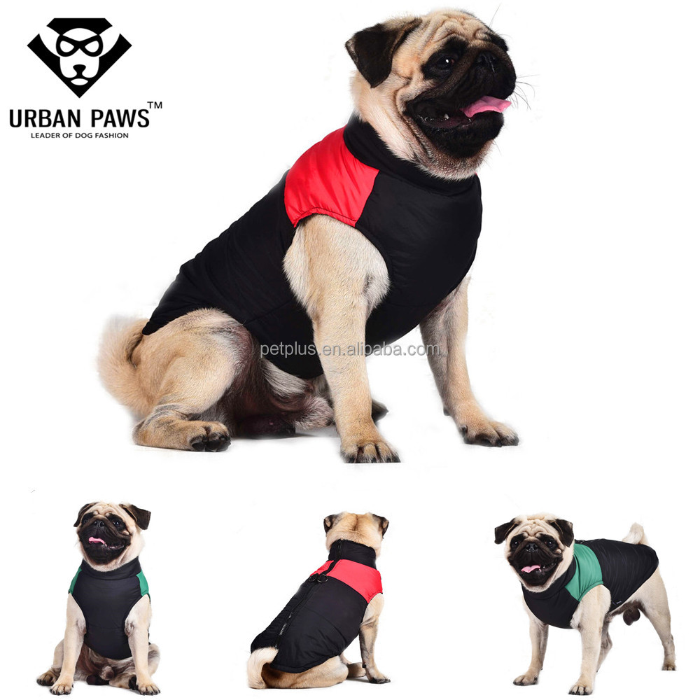 Durable waterproof Fashion small squilted pet dog winter coats