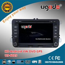 ugode U9 Android VW volkswagen Touran Car DVD GPS Navigation 3G