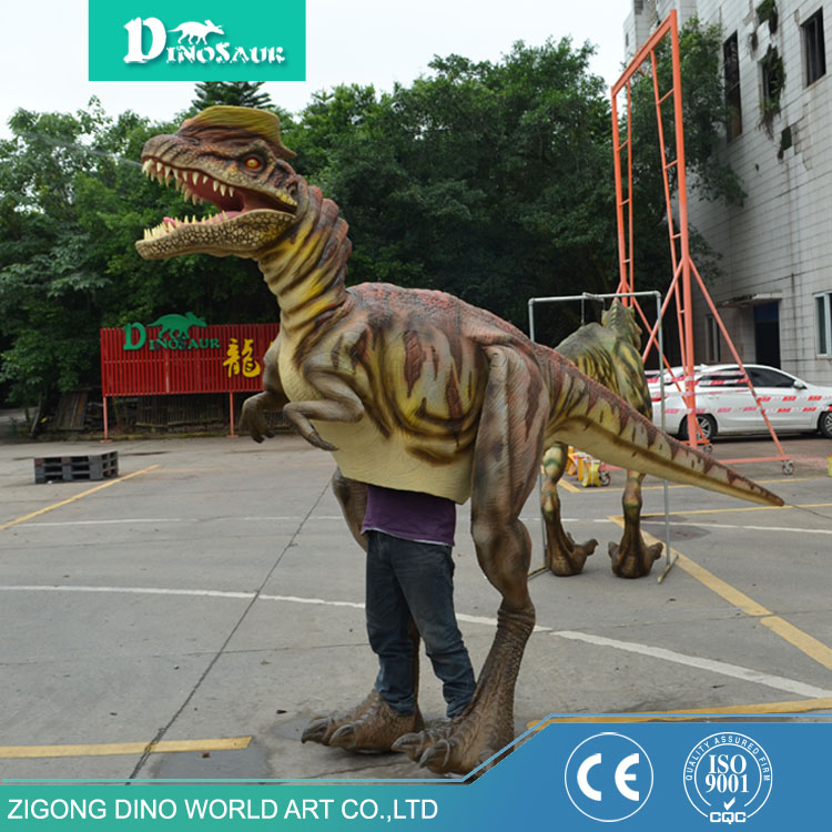 durable eco-friendly waterproof material Halloween costumes walking with dinosaurs the movie