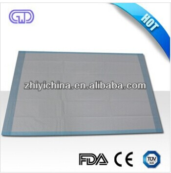 absorbent for incontinence pad