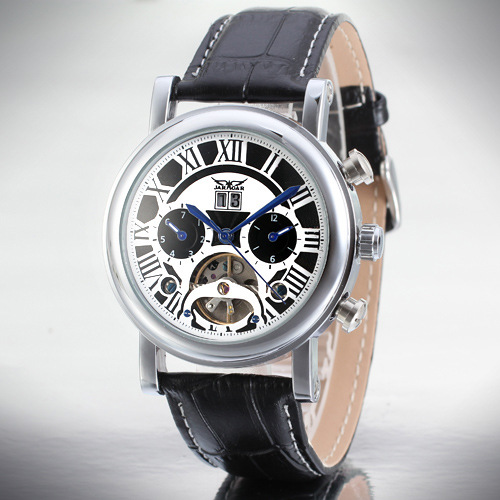 New stainless steel back case fashion popular custom brand watch