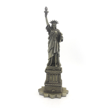 home decore resin character Statue of Liberty