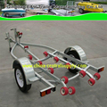 Light roller High quality 4.6m Jet ski trailer of factory supply CT0065C
