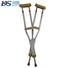China Direct manufacturers height adjustable new underarm crutches