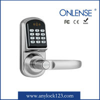 The Latest Security Recessed Handle Lock with Multiple Open Way