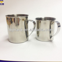 Hot sale stainless steel promotinal travel coffee mug with handle