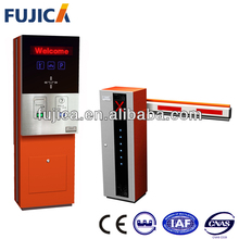 Thermal Paper Ticket Dispenser Machine Car Parking Vehicle Revenue Access Control System