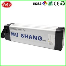 Electric Bike Bicycle Lithium Battery 48V 10Ah LiFePO4 Rechargeable Li-ion Battery 18650 Pack